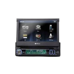 "EONON D1309BV AUTORADIO 1 DIN 7"" BLUETOOTH TOUCH USB SD DVD 4x65W"