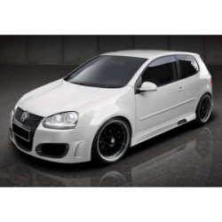 KIT ESTETICO COMPLETO IN VETRORESINA VOLKSWAGEN GOLF V EXCLUSIVE
