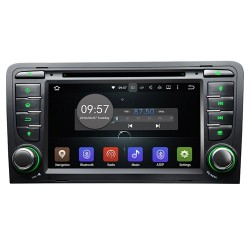 EONON GA6157F AUTORADIO SPECIFICA AUDI A3 8P ANDROID LOLLIPOP MP3