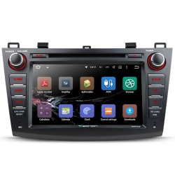 EONON GA6163F AUTORADIO MAZDA 3 ANDROID 5.1 GPS BLUETOOTH MP3 USB