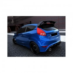 SPOILER POSTERIORE FORD FIESTA DAL 2009 TYPE RS LOOK