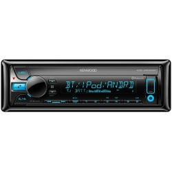 KENWOOD KDCX5000BT SINTOLETTORE CD CON BLUETOOTH INTEGRATO