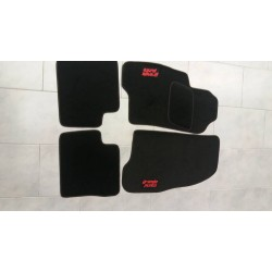 KIT TAPPETI SPECIFICI IN MOQUETTE PER FIAT GRANDE PUNTO DAL 2005