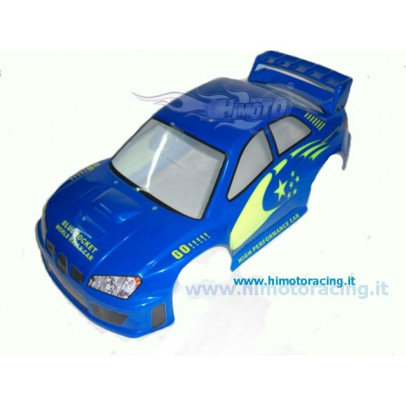 HIMOTO Carrozzeria Himoto Subaru 1:8 On Road Car 86691