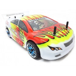 Stradale Brushless 1/16 2.4ghz Himoto EXO-16 4WD RTR