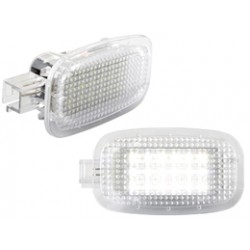 COPPIA DI FANALI LATERALI A LED MERCEDES ML W164