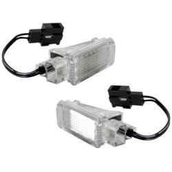 KIT LUCI INTERNE ABITACOLO A LED AUDI TT 8J