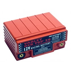 BATTERIA AUTO COMPATTA AL GEL E AL LITIO VARLEY RED TOP 20