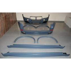 KIT ESTETICO COMPLETO IN ABS BMW X5 F15 LOOK MTECH