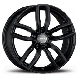MAK WHEELS CERCHI IN LEGA SARTHE MATT BLACK DA 19