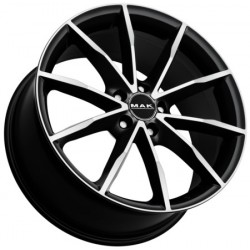 MAK WHEELS CERCHI IN LEGA RINGE ICE BLACK DA 19