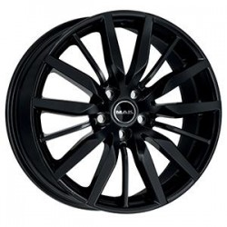 MAK WHEELS CERCHI IN LEGA BARBURY GLOSS BLACK DA 19