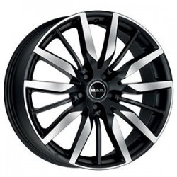 MAK WHEELS CERCHI IN LEGA BARBURY ICE BLACK DA 19