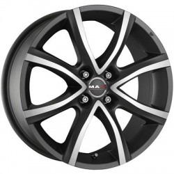 MAK WHEELS CERCHI IN LEGA NITRO 4 ICE TITAN DA 17