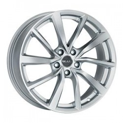 MAK WHEELS CERCHI IN LEGA PANORAMA SILVER DA 18