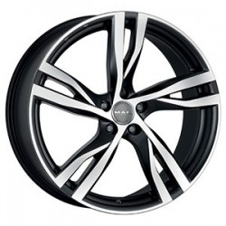 MAK WHEELS CERCHI IN LEGA STOCKHOLM ICE BLACK DA 18