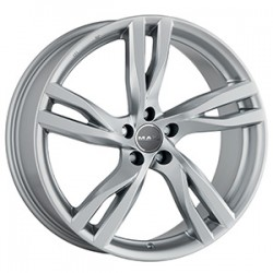 MAK WHEELS CERCHI IN LEGA STOCKHOLM SILVER DA 18