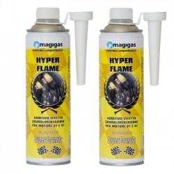 ADDITIVO CONCENTRATO PER BENZINA MAGIGAS HYPER FLAME(1 X 500 ml)
