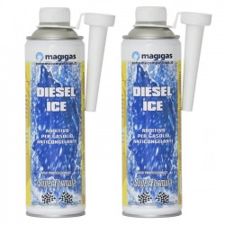 MAGIGAS ADDITIVO PER GASOLIO ANTICONGELANTE DIESEL POWER ICE (1 X 500 ml)