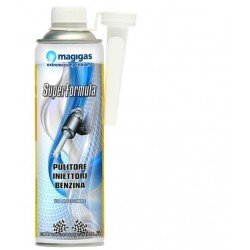 MAGIGAS ADDITIVO SUPERFORMULA PULITORE INIETTORI BENZINA (1 X 500 ml)