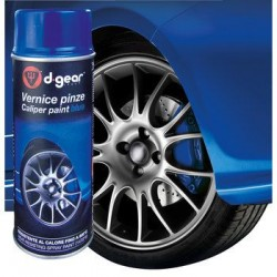 DGEAR VERNICE SPRAY AD ALTA TEMPERATURA BLU 1 X 400ML