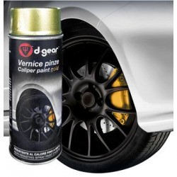 DGEAR VERNICE SPRAY AD ALTA TEMPERATURA ORO 1 X 400ML