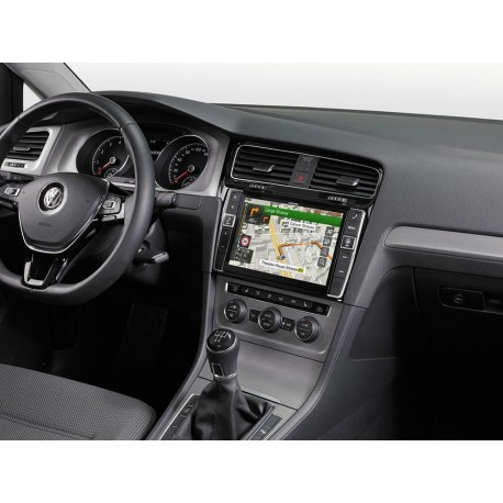 ALPINE X902D-G7 CUSTOM FIT MULTIMEDIA PER VOLKSWAGEN GOLF 7