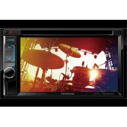 "KENWOOD DDX5016BT Monitor da 6,2"" WVGA con DVD Receiver e Bluetooth integrato"