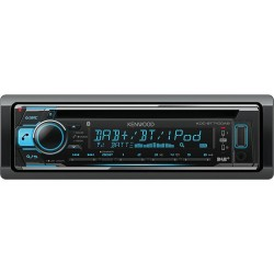 KENWOOD KDC-BT710DAB Sintolettore CD DAB Tuner Bluetooth USB
