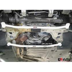 BARRE DUOMI ANTERIORE INFERIORE ULTRA RACING BMW SERIE 1 E81 E87