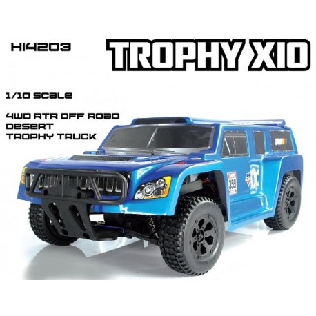 Desert Trophy Truck Himoto 2,4Ghz 4WD RTR