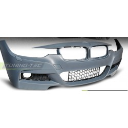 PARAURTI ANTERIORE COMPLETO IN ABS BMW SERIE 3 F30 LOOK M-TECH