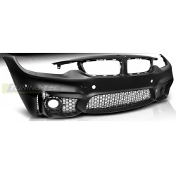 PARAURTI ANTERIORE IN ABS BMW SERIE 4 F32 F33 F36 LOOK M4