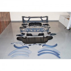 KIT ESTETICO COMPLETO WIDE BODY PORSCHE CAYENNE TURBO
