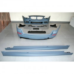 KIT ESTETICO COMPLETO IN ABS BMW SERIE 5 F11 LOOK M-TECH 535