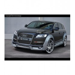 KIT ESTETICO COMPLETO IBHERDESIGN WIDE BODY AUDI Q7 4L