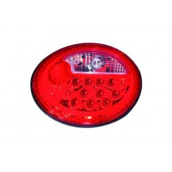 COPPIA DI FANALI POSTERIORI A LED ROSSI VOLKSWAGEN NEW BETTLE (9C, 1Y)