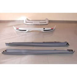 KIT ESTETICO COMPLETO IN ABS FORD FOCUS DAL 2013 LOOK ST