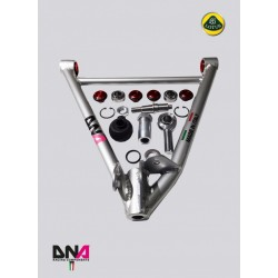 KIT TRAPEZI ANTERIORI INFERIORI DNA RACING LOTUS ELISE EXIGE L4