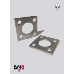 KIT PIASTRE CAMBER POSTERIORE DNA RACING RENAULT CLIO B