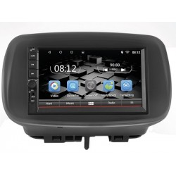 PHONOCAR CUSTOM FIT 2DIN PHONOCAR VM120 SMART FORTWO FORFOUR