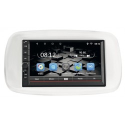 PHONOCAR CUSTOM FIT 2DIN PHONOCAR VM122 SMART FORTWO FORFOUR