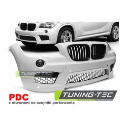 PARAURTI ANTERIORE IN ABS BMW X1 E84 LOOK M