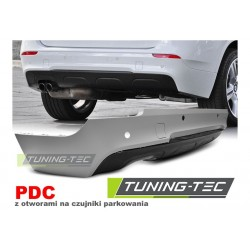 PARAURTI POSTERIORE IN ABS BMW X1 E84 LOOK M X DIESEL