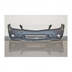 PARAURTI ANTERIORE IN ABS MERCEDES W204 COUPE' LOOK AMG DAL 2007