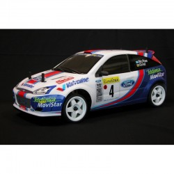 THE RALLY LEGEND FORD FOCUS WRC RTR - MC RAE-GRIST 2001 1:10