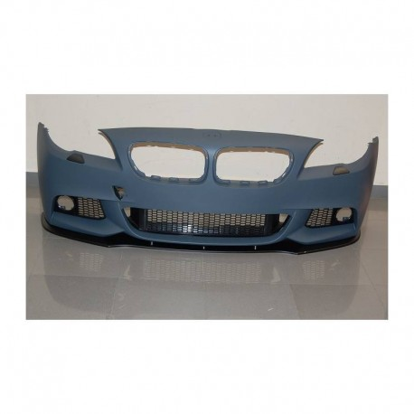 PARAURTI ANTERIORE IN ABS BMW SERIE 5 F10 F11 F18 LOOK M-TECH