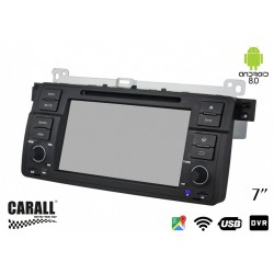 CUSTOM FIT KD7503 AUTORADIO BMW SERIE 3 E46 ANDROID OCTACORE
