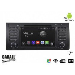 CUSTOM FIT KD7502 AUTORADIO BMW SERIE 5 E39 ANDROID OCTACORE