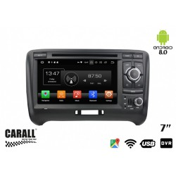 CUSTOM FIT KD7039 AUTORADIO SPECIFICA AUDI TT OCTACORE ANDROID